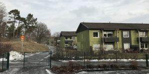 Gröna husen Lidingö